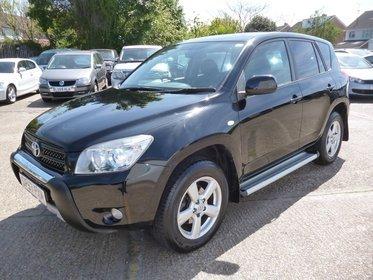 Toyota RAV4 2.0 VVT-I XT-R 4X4