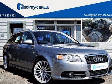 Audi A4 Avant 2.0T FSI S LINE QUATTRO AVANT