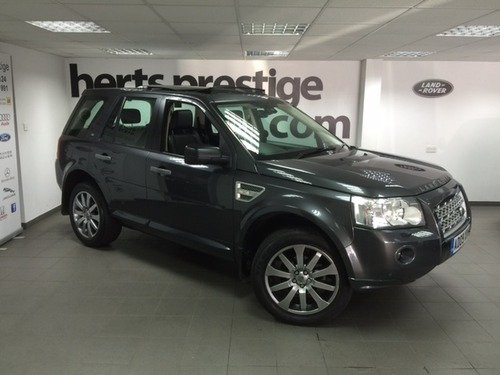 Land Rover Freelander 2.2 TD4 HSE Automatic + 19