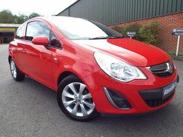 Vauxhall Corsa 1.2I VVT ACTIVE