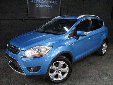 Ford Kuga 2.0 TDCI TITANIUM 2WD / SAT NAV / HEATED SEATS /