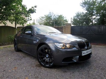 BMW M3 Coupe DCT 4.0