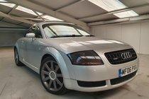 Audi TT T QUATTRO 190BHP