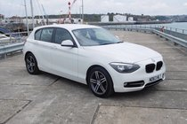 BMW 1 SERIES 118d Sport #DRIVEAWAYTODAY #FINANCEAVAILABLE