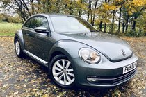Volkswagen Beetle DESIGN TDI BLUEMOTION TECHNOLOGY