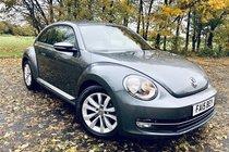 Volkswagen Beetle DESIGN TDI BLUEMOTION TECHNOLOGY