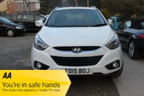 Hyundai IX35 CRDI SE NAV - Not only offers appealing looks, but also one of the best specified, value for money 4x4s available on the market!