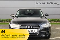 Audi A4 TDI SE TECHNIK - Reasons to buy - Effortlessly desirable - High-quality interior - Good to drive