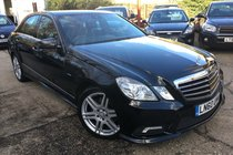 Mercedes E Class E250 CDI BlueEFFICIENCY Sport