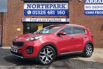 Kia Sportage GT-LINE - BUY NO DEPOSIT FROM £84 A WEEK T&C APPLY