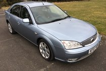 Ford Mondeo Ghia TDCi 130 PS