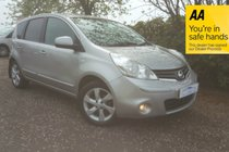 Nissan Note DCI N-TEC A Very Nice Car Fully Warranted With AA Cover