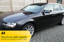 Audi A4 AVANT TDI SE TECHNIK SAT NAV LEATHER