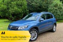 Volkswagen Tiguan SE TDI BLUEMOTION TECHNOLOGY 4MOTION DSG