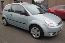 Ford Fiesta 1.4i 16v Flame - CAR NOW SOLD -