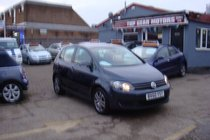 Volkswagen Golf Plus SE 1.4 TSI 122PS