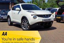 Nissan Juke TEKNA IS