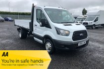 Ford Transit 350 Tipper .