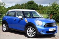 MINI Countryman COOPER D ALL4 [CHILI + LEATHER]