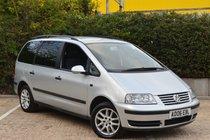 Volkswagen Sharan SE TDI 1.9 115 PS tip