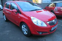 Vauxhall Corsa Energy 1.2 16v 85PS- 34315 MILES,MOT 29/11/18,SERVICED,WARRANTIED & AA