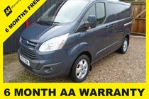 Ford Transit 270 LIMITED LR P/V6 MONTH WARRANTY-12 MONTH MOT-12 MONTH AA COVER-12 MONTH FULL SERVICE