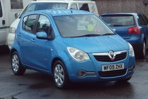 Vauxhall Agila 1.2 DESIGN 63,000 MILES 2 OWNERS PART SERVICE HISTORY SUPERB VALUE