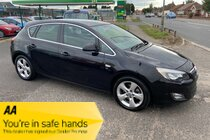 Vauxhall Astra SRI CDTI - FULL MOT - 6x SERVICE STAMPS - ANY PX WELCOME