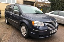 Chrysler Voyager CRD GRAND LIMITED TOP SPEC 7 SEATER!