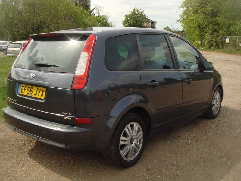 ford c max 15 plate