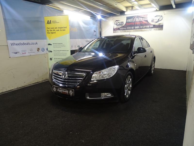 Vauxhall Insignia