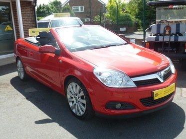 Vauxhall Astra 1.8I 16V VVT TWIN TOP EXCLUSIV BLACK
