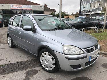 Vauxhall Corsa 1.4I 16V AUTO DESIGN A/C