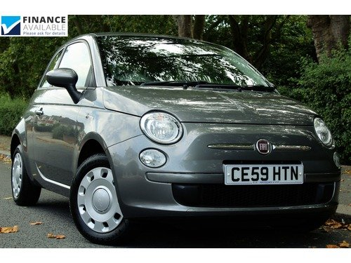 Fiat 500 1.2I POP >> FINANCE AVAILABLE <<