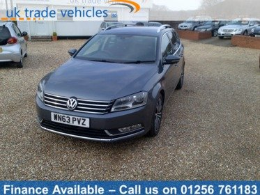 Volkswagen Passat 2.0 TDI SPORT BLUEMOTION TECH 177PS DSG
