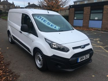 Ford Connect 1.6 TDCi 210 Eco-Tech