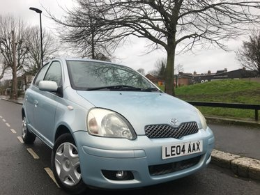 Toyota Yaris VVTI BLUE+One Owner from New+Low Mileage+FSH
