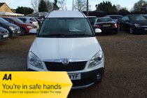 Skoda Roomster SCOUT TDI CR