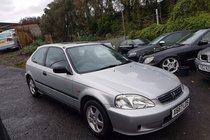 Honda Civic 1.4I SE