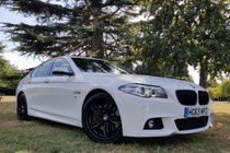 BMW 5 SERIES 525d M SPORT