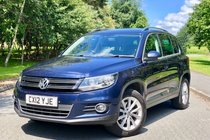 Volkswagen Tiguan SE 2.0 TDI 4MOTION - FVWSH