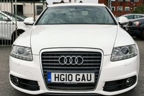 Audi A6 TDI LE MANS