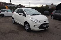Ford Ka EDGE SERVICE HISTORY ! LOW MILES ! £30 YEAR TAX ! 99% FINANCE APPROVAL !