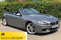 BMW 6 SERIES 640d M SPORT