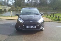 Ford Fiesta Zetec 1.25 82PS