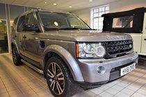 Land Rover Discovery SDV6 LANDMARK LE