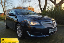 Vauxhall Insignia 2.0 CDTI ENERGY 5dr MANUAL