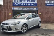 Ford Focus ZETEC TDCI- BUY NO DEPOSIT FROM £25 A WEEK T&C APPLY