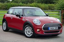 MINI Cooper D COOPER D [CHILI PACK + VISUAL BOOST + ENHANCED BLUETOOTH]