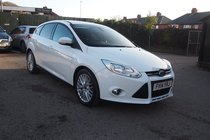 Ford Focus Zetec 1.6 TDCi 115 PS FULL SERVICE HISTORY ! LOW MILES ! £20 A YEAR TAX ! 99% FINANCE APPROVAL !